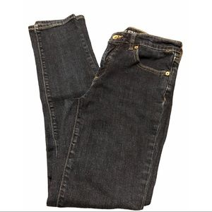 Land's End Ladies Mid Rise Slim Jeans